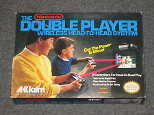 Nintendo nes Double Player Wireless Head-to-Head Controllers in box