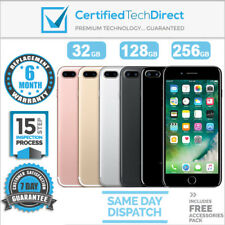 Apple iPhone 7 Plus 32GB 128GB 256GB A1784 Used Condition 6 Month Warranty