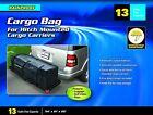 Highland Rainproof Hitch Rack Cargo Tray Bag Black 54 X 20 X 21