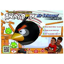 Air Swimmers Angry Birds-noir-funkferngesteuert-Play and Have Fun!