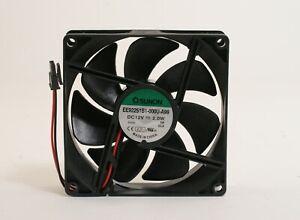 Sunon Fan EE92251B1-000U-A99 92 x 25MM 12VDC w/ Wire Axial Fan; SL