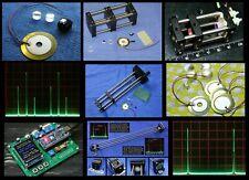 Scanning Fabry Perot Interferometer Kits For Violet Nir Wavelengths 400 1100nm
