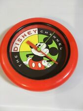DISNEY CHANNEL MICKEY MOUSE Battery Operated COLLECTIBLE Wall Clock