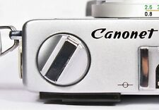 Canon Canonet QL17 G-III Rewind Knob Part Only