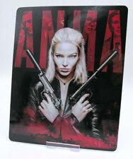 ANNA - Bluray Steelbook Magnet Cover (NOT LENTICULAR)