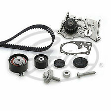 RENAULT CLIO MK3 PHASE 1 1.6 16V VVTI TIMING BELT KIT + WATERPUMP GATES