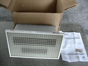 BN Thermic RH Commercial Recessed Ceiling Fan Assisted Heater RH20 2kw