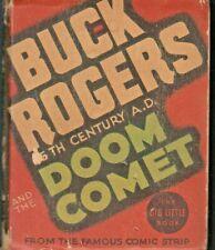 BUCK ROGERS #1178 1935 WHITMAN -25 CENTURY A D, DOOM COMET 432p ..FN+  H/C BLB