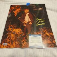 Bam Box ULTRA SEAN ASTIN 11X14 AUTOGRAPH SIGNED THE LORD OF THE RING W/ BECKETT