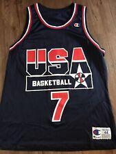 Shawn Kemp Trikot, NBA Trikot, Jersey, Basketballtrikot, Team USA, Dream Team
