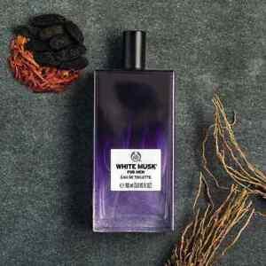 The Body Shop White Musk For Men 100 ml EDT Scent For men Gift
