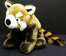 K & M International Red Panda 2007 Plush Stuffed Wild Republic