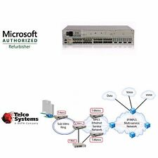 TELCO SYSTEMS T-METRO 7224 10 GE MULTI-SERVICE MPLS PE AGGREGATION PLATFORM