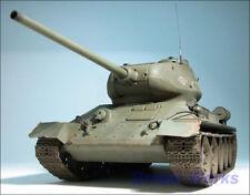 Award Winner Built Trumpeter 1:16 Soviet T-34/85 Medium Tank+Interio r+PE