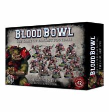 Blood Bowl Gouged Eye Orc Team NIB