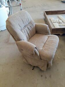 Caravan RV Swivel Chair