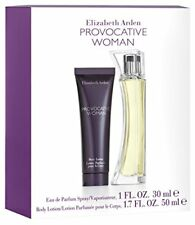 Elizabeth Arden Provocative Woman Confezione Regalo 30ml edp 50ml Lozione per