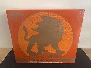 Pokemon Sun & Moon Base Set Solgaleo Elite Trainer Box ETB Sealed UK Seller 🇬🇧