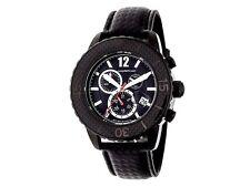 Morphic M51 Series Chronograph Watch, classy black  NEW  $1800 list