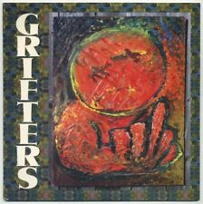 "GRIFTERS Bronze Cast/Confidential 7"" 1994 Shangri-la NM in EX picture sleeve"