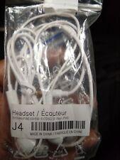 NEW Samsung EHS64AVFWE GH59 In-Ear Wired Stereo Headset Headphones White
