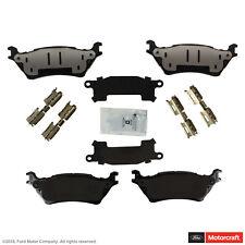 Rear Motorcraft Disc Brake Pad Set BRF1469 2015-2017 Ford F-150