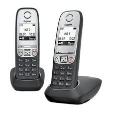 Gigaset A415 Duo schwarz Schnulostelefon 1,8 Zoll Display NEU !!!