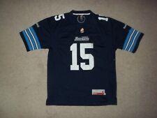 Vintage Rare sewn Reebok Ricky Ray Toronto Argonauts CFL Blue #15 XL Mens Jersey
