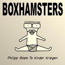 "BOXHAMSTERS Philipp goes to Kinder kriegen - 7"" - Ltd.Vinyl (EA 80)"