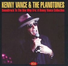 Soundtrack to the Doo Wop Era: A Kenny Vance Collection by Kenny Vance (CD, Jul-