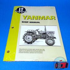 YM1 Workshop Manual Yanmar YM135 YM155 Tractor & YM195 YM240 YM330 incl D suffix