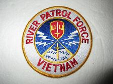 River Patrol Force Vietnam Patch
