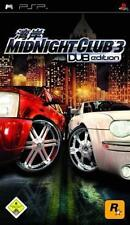 PlayStation Sony PSP Midnight Club 3 Dub Edition * impecable