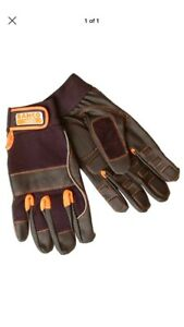 Bahco  GLO-10-10 Power Tool Padded Palm Glove Large (Size 10)