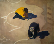 Jona Smol | Russischer Impressionismus - Ölbild Leinwand Ölgemälde Bild Gemälde