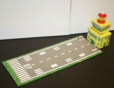 Thomas Friends Wooden Railway Train Tank - Sodor Airport Tower Light & Runway