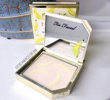New! TOO FACED Tutti Frutti Banana Cream Brightening Setting Powder NIB 🍌🍌
