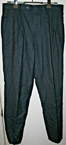 YVES ST LAURENT Mens Lined Pants Size 34 Great Condition 100% Wool 7771059
