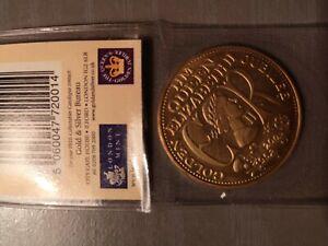 Commemorative coin 2002 Queen Elizabeth Golden Jubilee