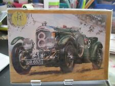 Bently 1930 4.5 Litre Supercharged Card
