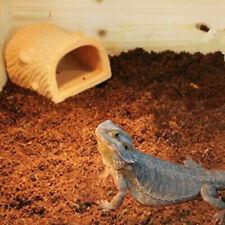 Terrarium Substrate Coconut  Fibre Soil Vivarium Reptile Animal Bedding 2 L