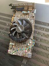 MSI Radeon HD6850 1GB R6850-PMD1GD5 Video Graphics Card 6850