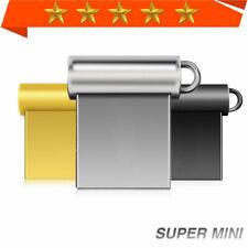 USB Flash Micro Pendrive Memory Stick Mini Thumb Drive USB2.0 Metal 1MB-64GB lot