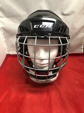 Ccm Fl40 S Hockey Helmet With Ccm Fl40 S Mask Certified Until May 2022