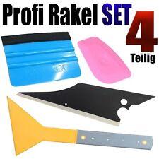Spezial Rakel Set für Montage von Tönungsfolie für schwer zugängliche Scheiben