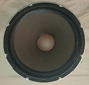 "Peavey Black Widow 1801 Speaker / Driver 4 ohm 18"" inch Vintage"