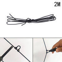 2.5mm x 2m Archery Release Compound Bow String Nock D Loop Rope Cord BowstrinTDO