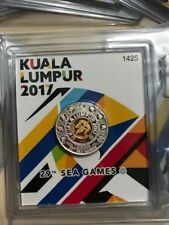 Kuala Lumpur 29th SEA Games 2017 Commemorative coins