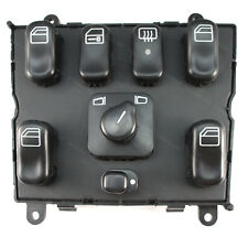 Schaltelement Fensterheber Mitte 1638206610 Mercedes Benz W163 ML B ML320 ML270