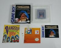 The Chessmaster (Nintendo Game Boy, 1990) CIB Complete w/Manual